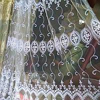 Тюль турецкая занавески портьеры шторы сублимация 1409, фото 1