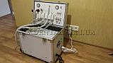 Портативна стоматологічна установка Р21 з компресором, вбудованим скалером і ресивером., фото 4