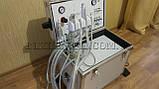 Портативна стоматологічна установка Р21 з компресором, вбудованим скалером і ресивером., фото 5