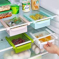 Контейнер для хранения продуктов и мелочей. Зеленый