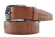 Ремень Tommy Hilfiger 110-120 см Коричневый (t0696)