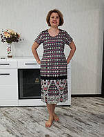 Женское платье абстракция, фото 1