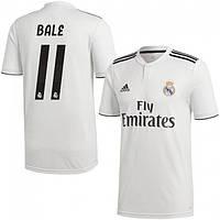 Футбольная форма Реал Мадрид Бэйл (Real Madrid Bale) 2018-2019 Домашняя, фото 1