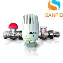Термостатичний комплект Herz Project прямий V772363