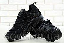 """✔️ Кроссовки Nike Air Vapormax Plus """"Black"""" , фото 3"""