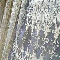 Тюль турецкая занавески портьеры шторы сублимация 1399, фото 1