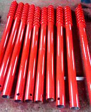 Винтовая свая многовитковая (геошуруп) диаметром 57 мм., длиною 1 метр, фото 3