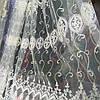 Тюль турецкая занавески портьеры шторы сублимация 1411