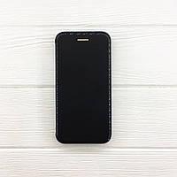 Чехол на iPhone 6 Книжка Aspor VIP (глянцевый пластик) для телефона Айфон 6 Черный