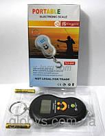 Весы-кантер электронные PORTABLE, до 40 кг