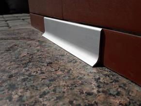 Плинтус алюминиевый 40мм / анод L-3.0 мп, фото 2
