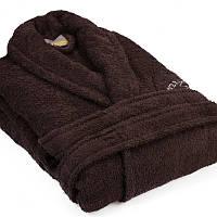 Махровый халат Beverly Hills Polo Club - 355BHP1703 S/M brown