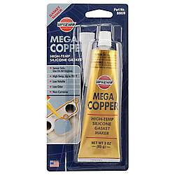 Высокотемпературный герметик прокладок Versachem Mega Copper Silicone 85 г (88839)
