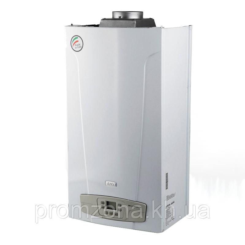 Двоконтурний газовий котел Baxi ECO 4s 24 F (Італія)