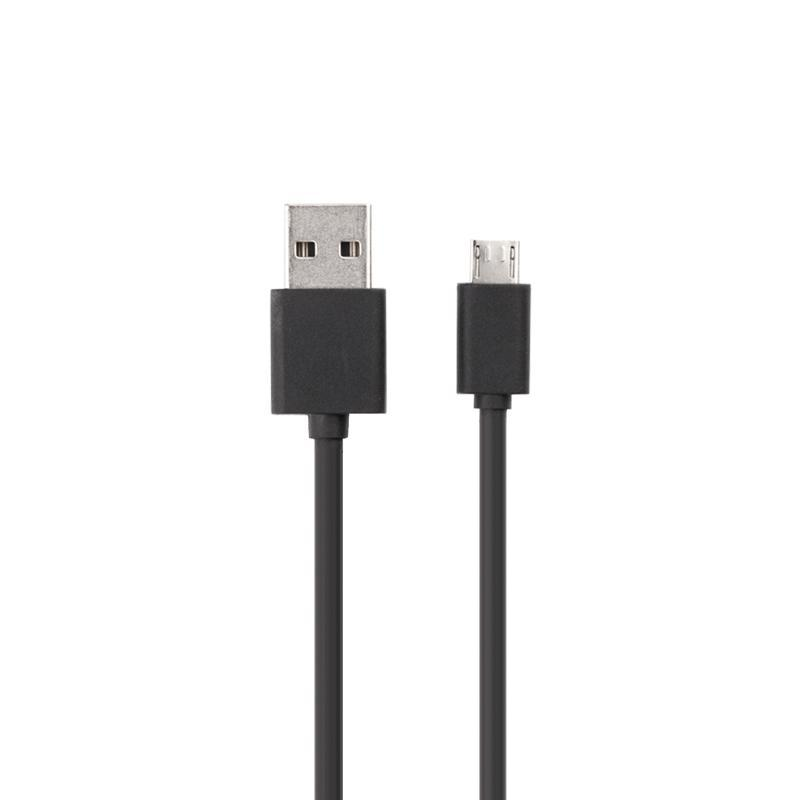 Xiaomi (OR) Mi Cable MicroUSB Black 1.2m (тех.пак)