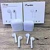 Бездротові навушники HBQ TWS i7 mini Bluetooth з кейсом білі, фото 5