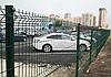 """Сварной забор из сетки """"Стандарт"""" 1,7 м в ПВХ"""