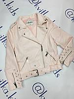 Куртка для для девочки размеры 4-14 лет