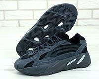 Мужские кроссовки Adidas Yeezy Boost 700 V2 x Navy Grey