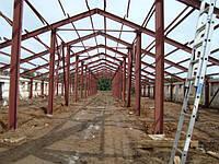 Строительство ангаров, складов! ю, фото 1