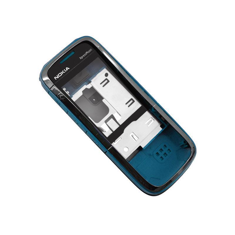 Корпус High Copy Nokia 5130 полн. Синий