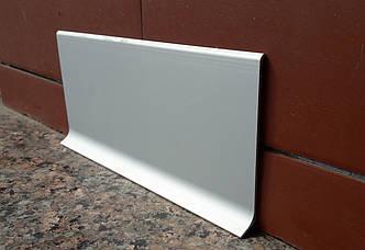 Плинтус алюминиевый 80мм анод. L-2.7 мп, фото 2