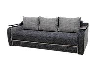 Диван Garnitur.plus Браво серый 220 см DP-31, КОД: 181508