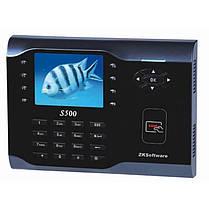 Бесконтактный RFID терминал УРВ ZKTeco S500