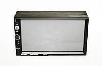 "Автомагнитола пионер Pioneer 8702 2DIN 7"" GPS короткая база Android 7.1, фото 6"