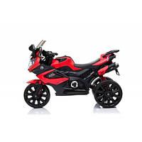 Мотоцикл детский на аккумуляторе красный