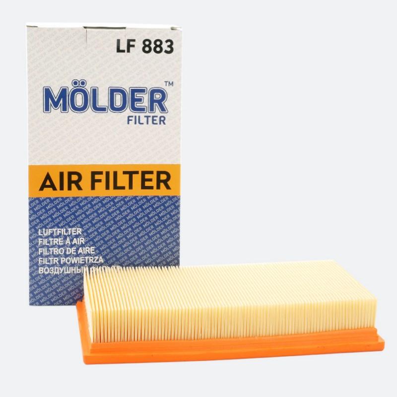 Воздушный фильтр MOLDER аналог WA6703/LX993/C29871 (LF883)