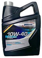 Моторное масло полусинтетика Pennasol (Пенасол) 10w40 5л