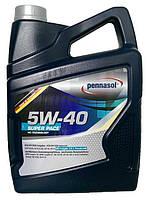 Моторное масло синтетика Pennasol (Пенасол) 5w40 5л