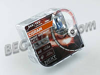 Лампа Н4 12V 60/55 (43) OSRAM Night Breaker Laser+150%