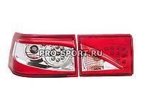 Задние тюнинг фонари ВАЗ 2110, 2112 Eagle Style, светодиодные