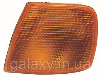 Поворотник Ford Sierra 1987 - 1993 левый желтый Форд Сиерра
