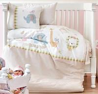 Постельное белье для младенцев Karaca Home - Playmate 2018 ранфорс, фото 1