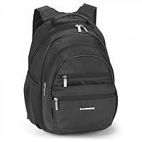 Рюкзак ортопедический школьный Dolly 577D чёрный
