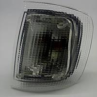 Указатель поворота ГАЗ 3110, 31029, Газель Освар белый левый