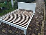 Односпальне ліжко «Квадро» 90/200 (190), фото 2