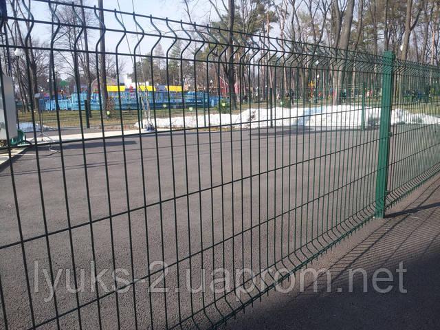 Забор сварной секционный - идеальное решение на все случаи