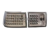 Задние тюнинг фонари ВАЗ 2110, 2112 светодиодные, тонированные