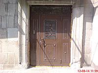 коломна железная дверь с домофоном