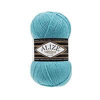 Alize Superlana Klasik  бирюзовый №467, фото 1