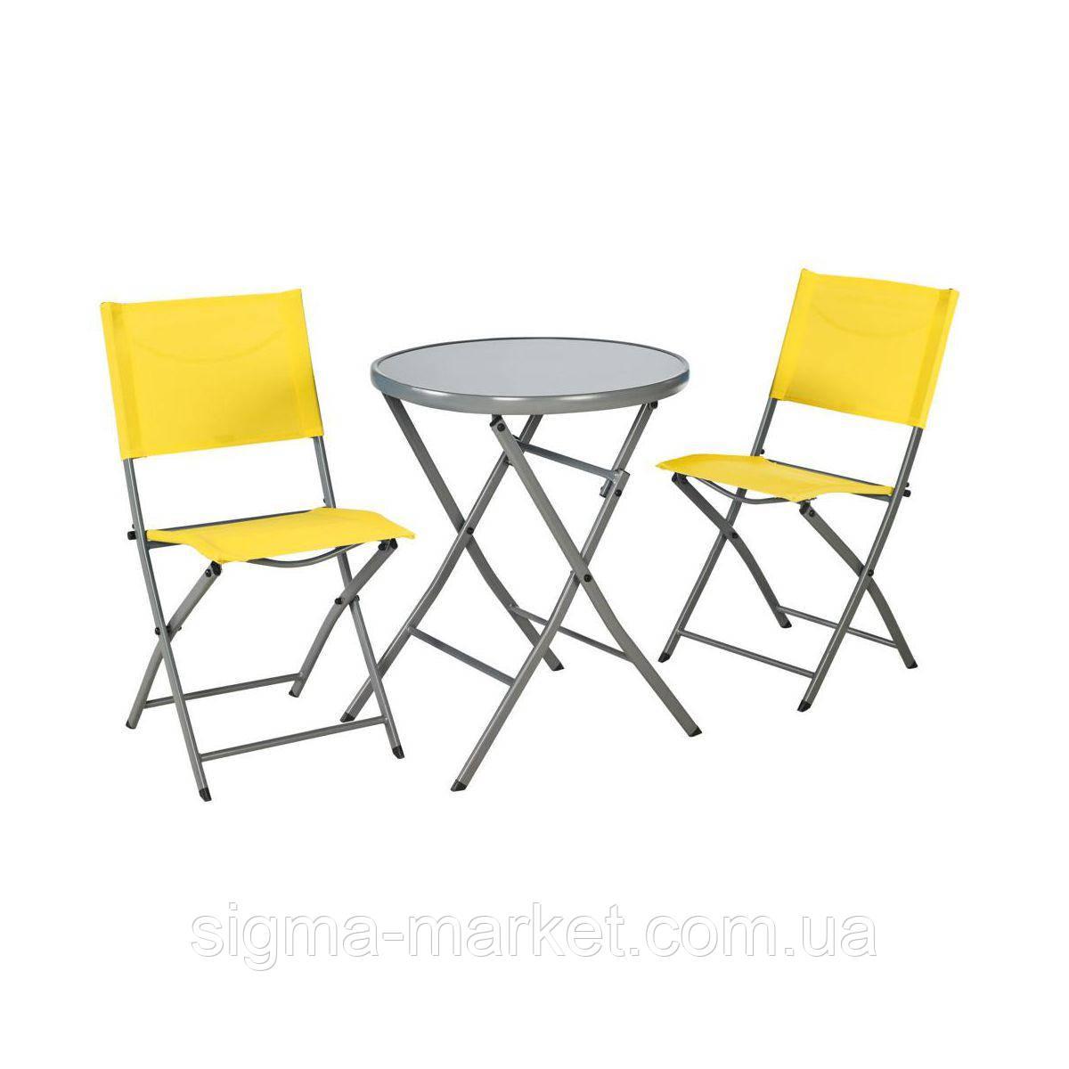 Садовая мебель EMYS стол+ 2 стула