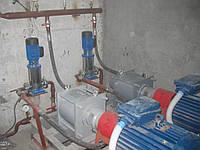 Тепловая электрическая котельная ТС-30