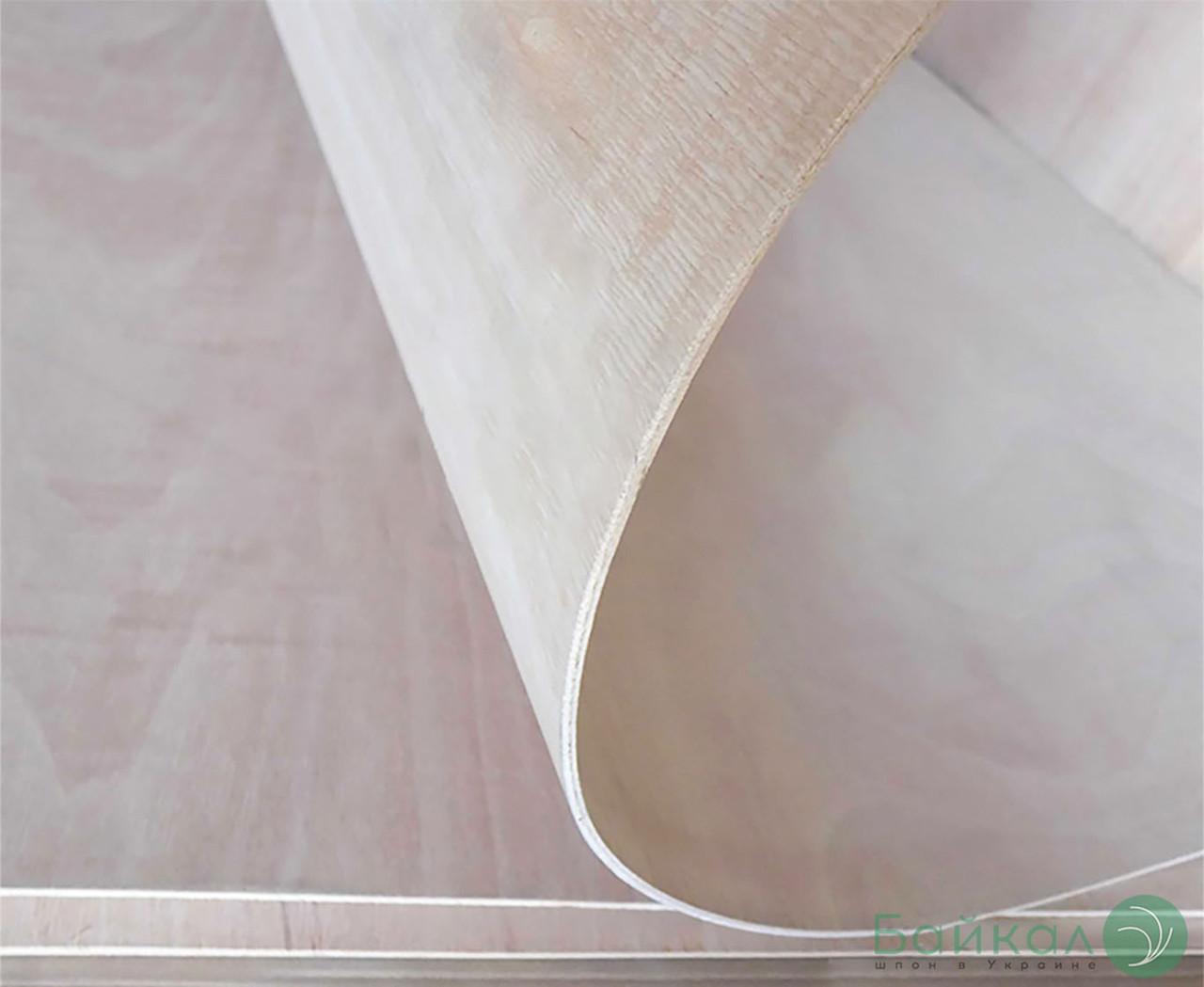 ФАНЕРА ГИБКАЯ сейба 3 мм - 1,22х2,44 м (Поперечная / CROSS)