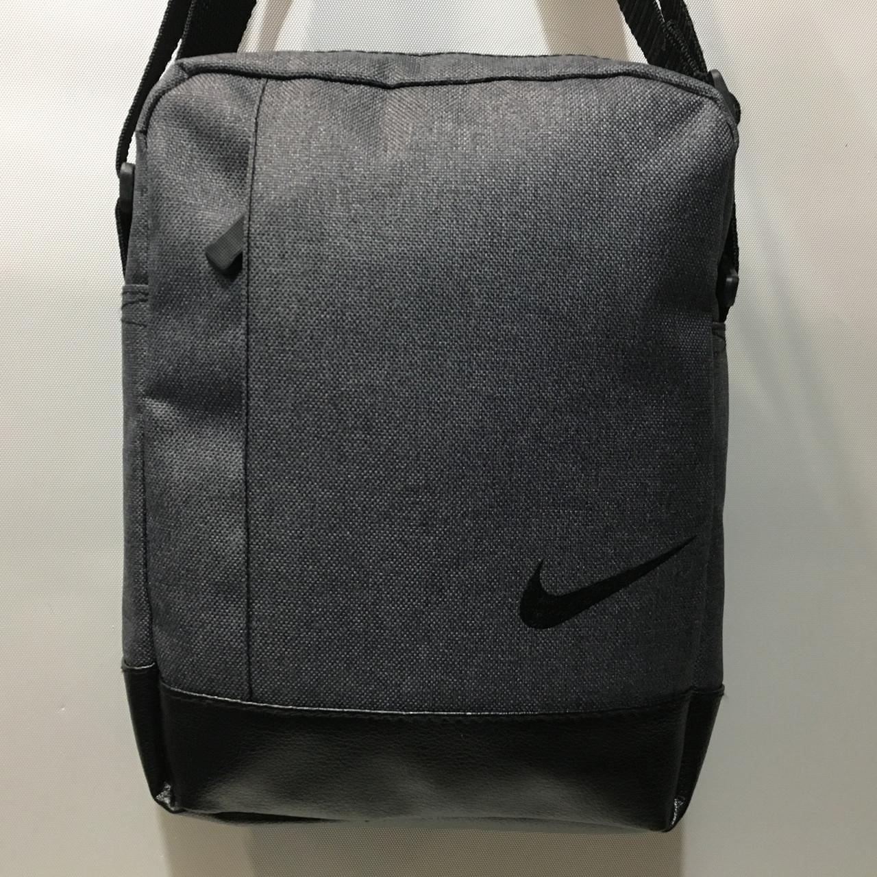 d6b16904a Барсетка кож.зам мужская через плечо сумка Найк Nike оптом: продажа ...