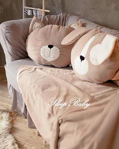 Подарочные комплекты плед с подушкой