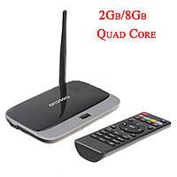 Медиа-плеер Android TV Box CS918/Q7, 2Gb/8Gb, RK3188 Quad Core A9 1.6GHz